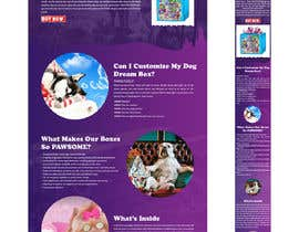#26 cho Design multiple landing pages for desktop and mobile view - 06/11/2019 07:54 EST bởi zaxsol