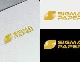#321 for Logo design for Coated or Laminated Paper company af alfasatrya