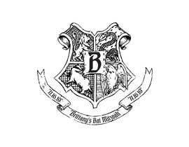#6 untuk A novelty Harry Potter themed logo/stencil oleh MIXLOGO1