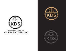 #45 for Law Firm Logo by NeriDesign