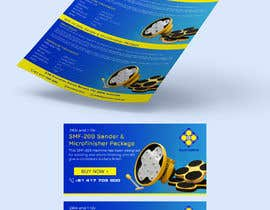 #6 для Design advertising flyer for industrial sander от alberhoh