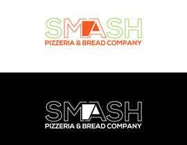 #51 for Smash Pizzeria & Bread Company Logo by Masud70