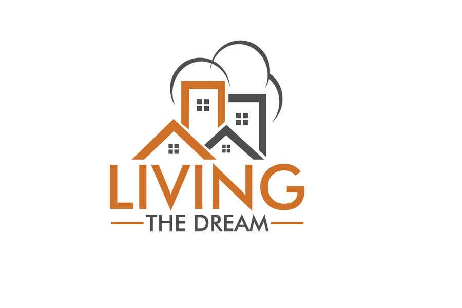 Konkurrenceindlæg #306 for Design a logo for luxury vacation rentals. Company name: Living The Dream