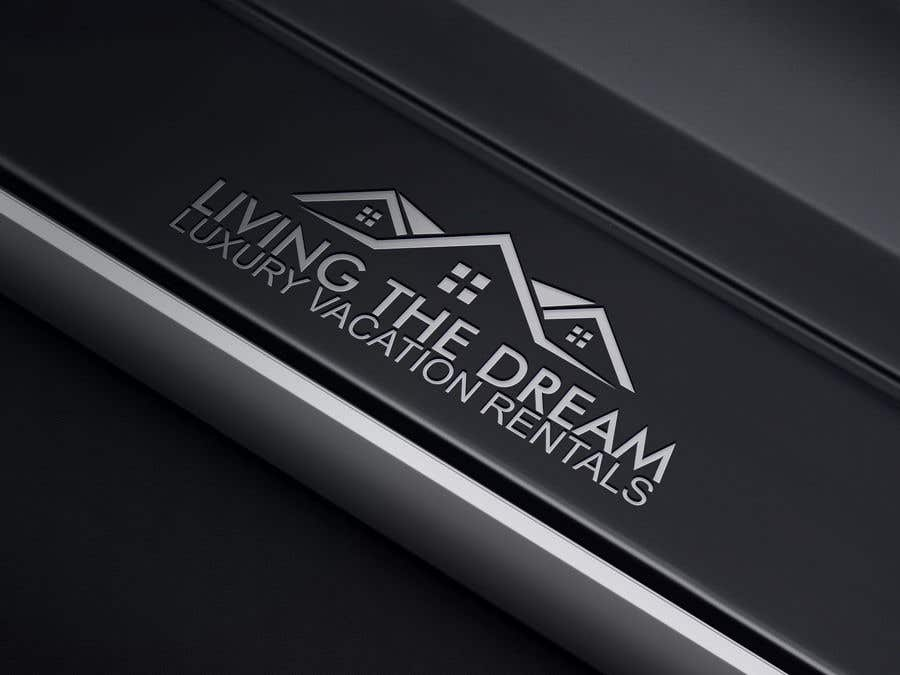 Konkurrenceindlæg #324 for Design a logo for luxury vacation rentals. Company name: Living The Dream