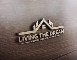 #327 for Design a logo for luxury vacation rentals. Company name: Living The Dream af anubegum