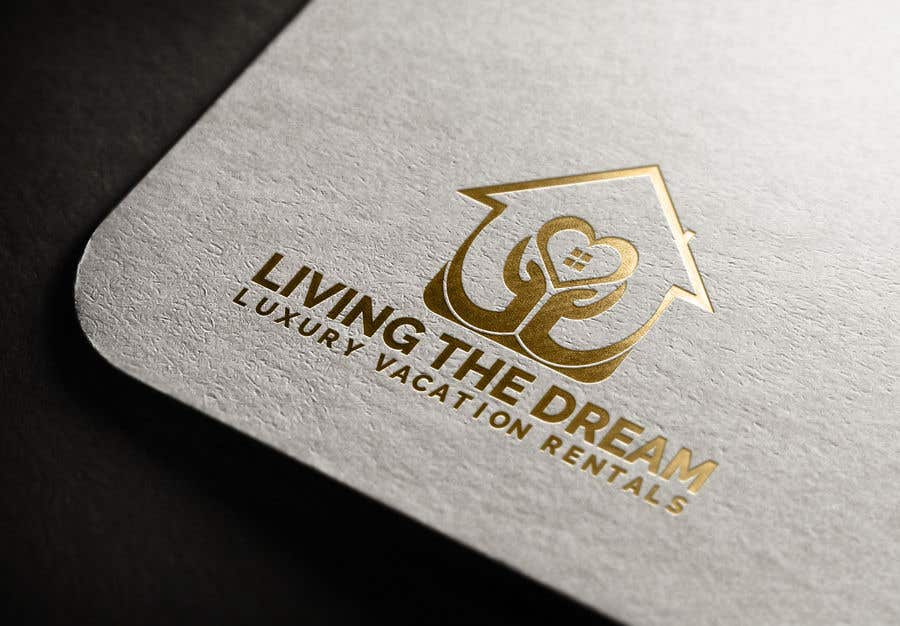 Konkurrenceindlæg #328 for Design a logo for luxury vacation rentals. Company name: Living The Dream