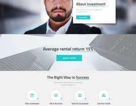 #2 for Investment Landing Page by raselmahamud087