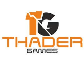 nº 40 pour Diseñar un logotipo for THADER GAMES par harleybryant