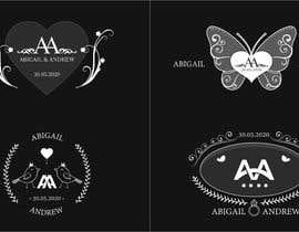 Nro 180 kilpailuun Wedding logo/monogram käyttäjältä Kedarvishnoliya