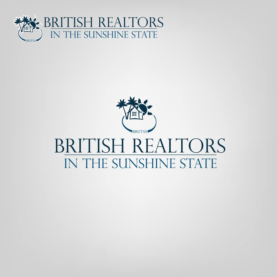 Inscrição nº 20 do Concurso para Logo Design for British Realtors, relocating people UK to Forida