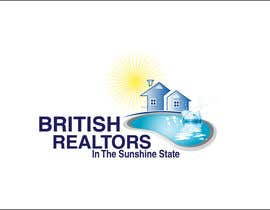 nº 14 pour Logo Design for British Realtors, relocating people UK to Forida par nazim112