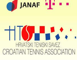 #23 for Roll up with sponsors for Croatian Tennis Association by mxHasan