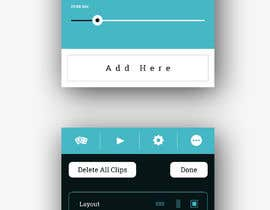 nº 10 pour Redesign an app logo and User Interface par creativemz2004
