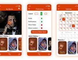 nº 11 pour Redesign an app logo and User Interface par johannes18