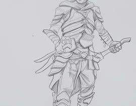 #50 for Design a Dark Elf rogue character by rivaro