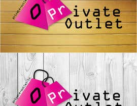 #26 para Logo Design for www.private-outlet.tn por dirak696