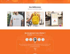 #69 for E-commerce homepage webdesign by shakilaiub10