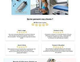 #7 for E-commerce homepage webdesign by mursman