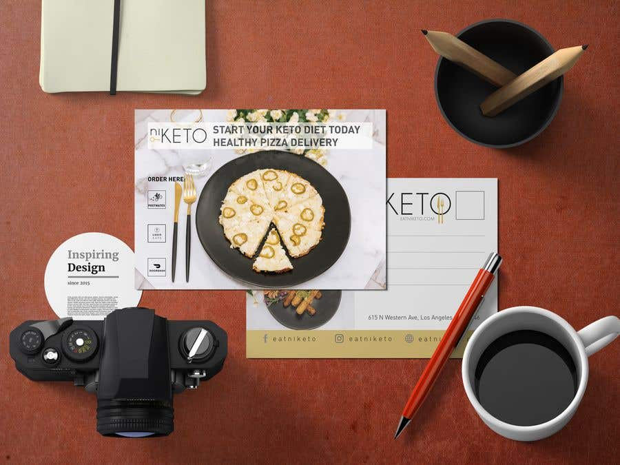 Bài tham dự cuộc thi #60 cho create postcard flyer for new restaurant