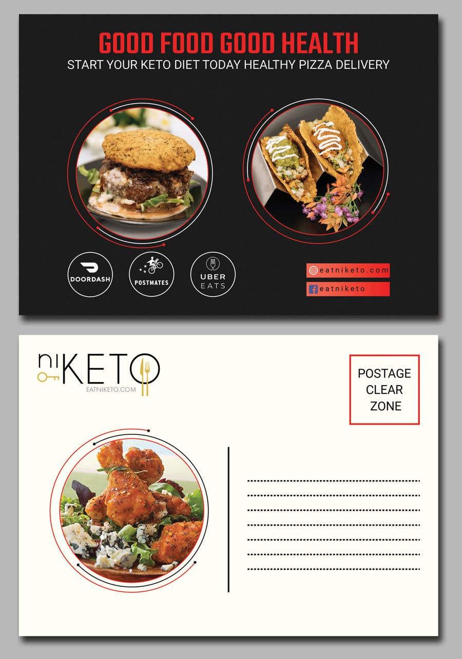Bài tham dự cuộc thi #73 cho create postcard flyer for new restaurant
