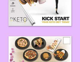 #53 for create postcard flyer for new restaurant by Karthikeyan1411