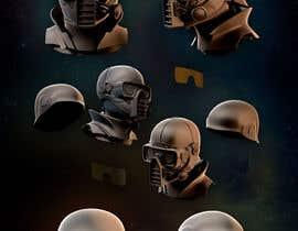 "#7 para AAA Game ""Space Nazi"" Character Design por ejviper"