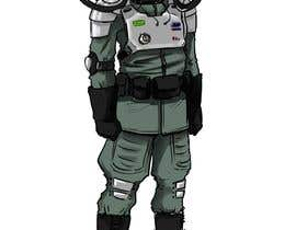 "#17 para AAA Game ""Space Nazi"" Character Design por fcontreras86"