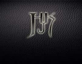 #15 for Make a 3D looking logo of HjK by Cmonaja86