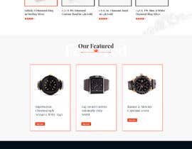#47 for Homepage Design for e-commerce platform by Tonisaha