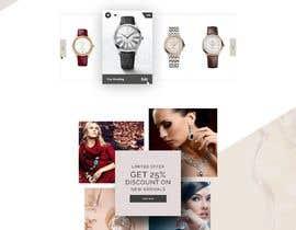 #33 cho Homepage Design for e-commerce platform bởi mithu2219146