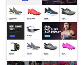 #68 for Homepage Design for e-commerce platform by SK813
