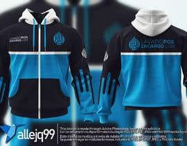 allejq99님에 의한 Hoodie Design -  Need a Cool design for a company logo hoodie을(를) 위한 #10