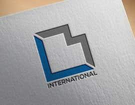 #72 для Logo design for LM International an aerospace defense woman owned company від heisismailhossai
