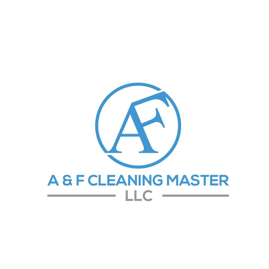 Contest Entry #4 for A & F   Cleaning Master LLC