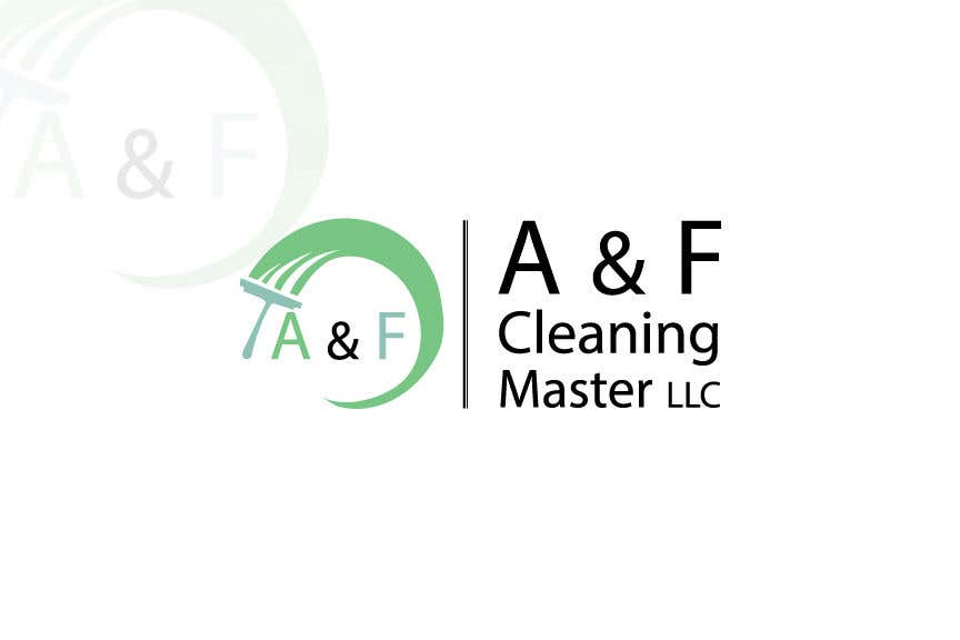 Contest Entry #19 for A & F   Cleaning Master LLC
