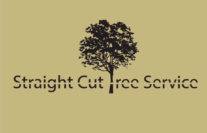 #4 for Logo Design for Straight Cut Tree Service by mohnishkapurani