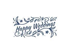 #756 for Happy Weddings.Com Logo to be designed by vertisemedia