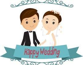 #584 for Happy Weddings.Com Logo to be designed af samraalap97