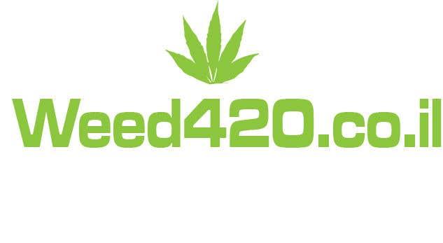 Konkurrenceindlæg #21 for A logo for a weed website
