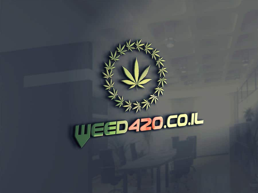 Konkurrenceindlæg #6 for A logo for a weed website