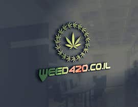 #6 for A logo for a weed website by akshadhussainm5