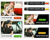 Proposition n° 72 du concours Graphic Design pour Banner for Advertising Knuckleheads Clothing
