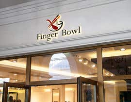 "#130 for Logo design for Food Catering & Restaurant Company - ""Finger Bowl"" af Anishur18"