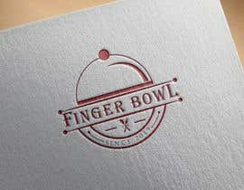 "#125 for Logo design for Food Catering & Restaurant Company - ""Finger Bowl"" by risantushar"