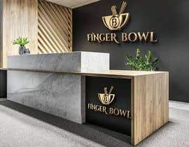 "#112 for Logo design for Food Catering & Restaurant Company - ""Finger Bowl"" af mehboob862226"