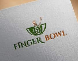"#113 for Logo design for Food Catering & Restaurant Company - ""Finger Bowl"" by mehboob862226"
