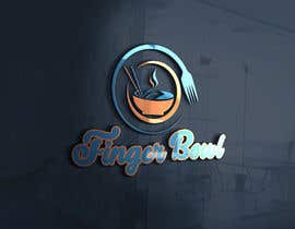 "#117 for Logo design for Food Catering & Restaurant Company - ""Finger Bowl"" by ibrahimbd1995"