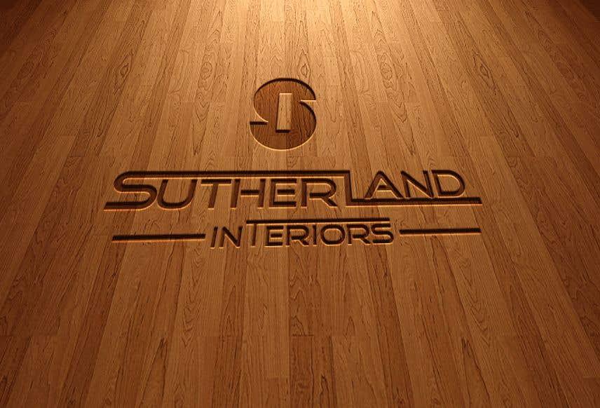 Bài tham dự cuộc thi #1192 cho Sutherland Interiors