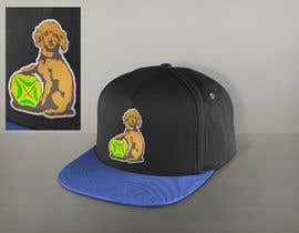 #323 untuk I need a logo of a photo of a dog for embroidered hat oleh carlosren21