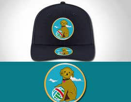#327 untuk I need a logo of a photo of a dog for embroidered hat oleh samimahamed01783